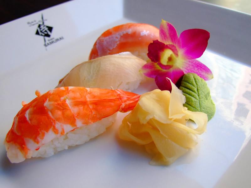 sushi samarai